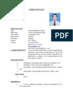 CURRICULUM_VITAE Abdur Rehman Tariq.docx