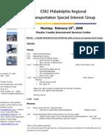 2008-02 sig agenda