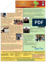 From The Pate's  April June 2016 Newsletter