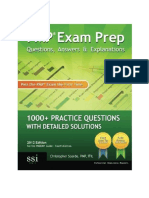 PMP Exam Prep Questions, Answers, & Explanations, 2012 Edition