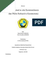 Referat LASIK Dan PRK Celine Novia
