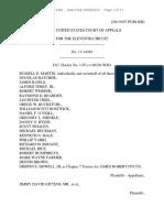 Russell E. Martin v. City of Atlanta, Georgia, 11th Cir. (2014)