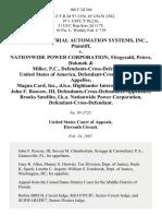Litton Industrial v. Nationwide, 106 F.3d 366, 11th Cir. (1997)