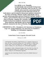 Rink v. Cheminova, Inc., 400 F.3d 1286, 11th Cir. (2005)