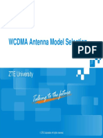 WPO-05 WCDMA Antenna Model Selection-107