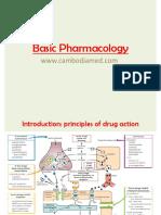 Basic Pharmacology Modi