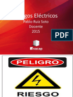 PPT Riesgos Electricos Clases