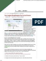 Cara Lengkap Menghilangkan Pop Up Dari Browser _ Tekno RC