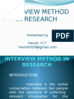 INTERVIEW METHOD IN RESEARCH.pptx