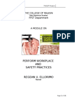 Safety Practices Module