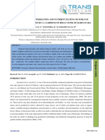 4. IJASR - Chemical Chareacterisation and Nutrient Rating of Soils of Arecanu