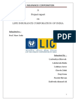 Introduction of Lic