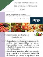 Conservacao de Frutas e Hortalicas Especializacao.pptx