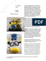 Minion Patterns