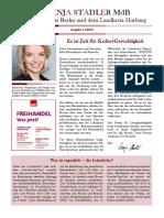 Newsletter Svenja Stadler 11 2016