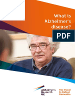 What is Alzheimers