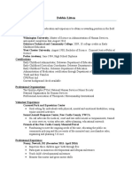 resume copy weebly