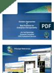 2009-10 ESRI Solution Approaches Best Practices