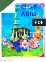 Tohfa e ABID 4x4 book of Abd's