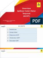 ACMT - Materi Materi Overview