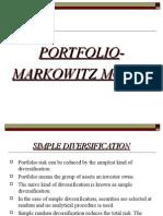 Markowitz Model