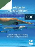 Nutrition for Aquatic Athletes BOOKLET v4 2 1_3Prv
