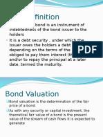 bond valuation NTHMC.ppt