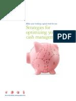 CA en FA Strategies for Optimizing Your Cash Management