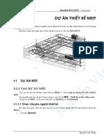 Revit MEP - Hướng dẫn thiết kế hệ thống điều hòa không khí