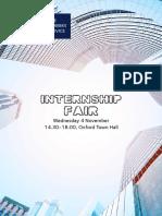 Internship Fair Web 20151