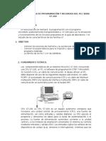 Nociones Básicas de Programación y Recursos Del Plc Serie s7 200