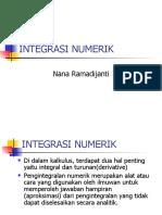 MetNum6-Integrasi Numerik Baru