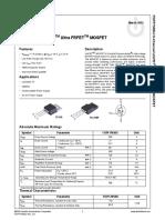 FDPF7N50U