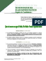 Manual Eleições Municipais PR