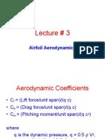 Airfoil Aerodynamics