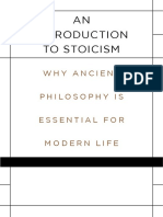 Daily Stoic an Introduction to Stoicism