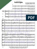 Passacaglia Orquesta