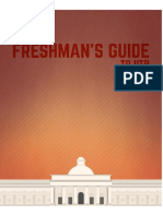 The Ultimate Freshmen Guide to IITR 1.0