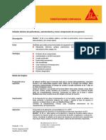 Sellador Elastico Poliuretano Autonivelante Sikaflex 1c Sl