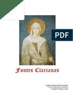 Apostila - As Fontes Clarianas - 3 Ed. Rev. e Ampl. (Fr. Marcos Roberto, OfMCap.)