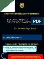 Clase 1 - El Conocimiento Científico y La Ciencia (2)
