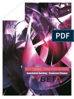 Beta Primer - IBD Advanced Module 2013