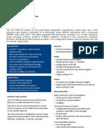 Waviot Wvt Rm130 Datasheet