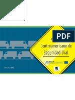 Manual Centroamericano de Seguridad Vial, Edición 2009