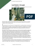 KST and Relative Strength - Martin J. Pring - Stocks & Commodities v. 10.11 (476-480)