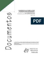 La Enseñanza de La Economía. Reflexiones Sobre La Metodología - Romero Jordán