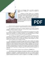 Biografia de Casiodoro de Reina