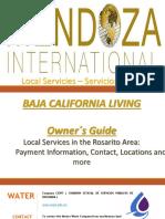 Baja California Living Owner's Guide