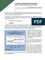 Boletín Economía y Demanda Profesional_II_2016