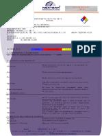 Hse059 Carboximetil Celulosa Cmc